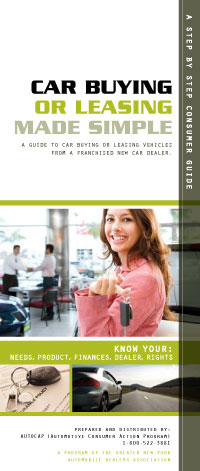 Car Buying or Leasing Made Simple